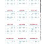 Calendario de Mesa Natal 2021 dogs 22
