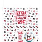Calendario de Mesa Natal 2021 dogs 222