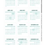 Calendario de Mesa Natal 2021 pinguim 222
