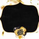 Convite Chalkboard Ano Novo 2020 4