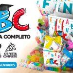 Kit Festa Formatura ABC