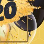 Painel Redondo Ano Novo 2020 11