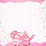 Planner Cupcake capa agosto