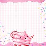 Planner Cupcake capa fevereiro