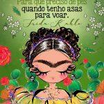 Planner Frida Kahlo capa