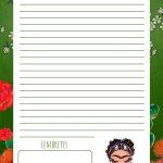 Planner Frida Kahlo planner diario