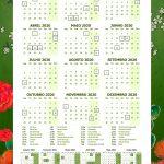 Planner Frida calendario 2020