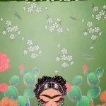 Planner Frida capa fevereiro