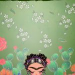 Planner Frida capa maio