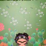 Planner Frida capa setembro