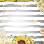 Planner Girassol capa junho