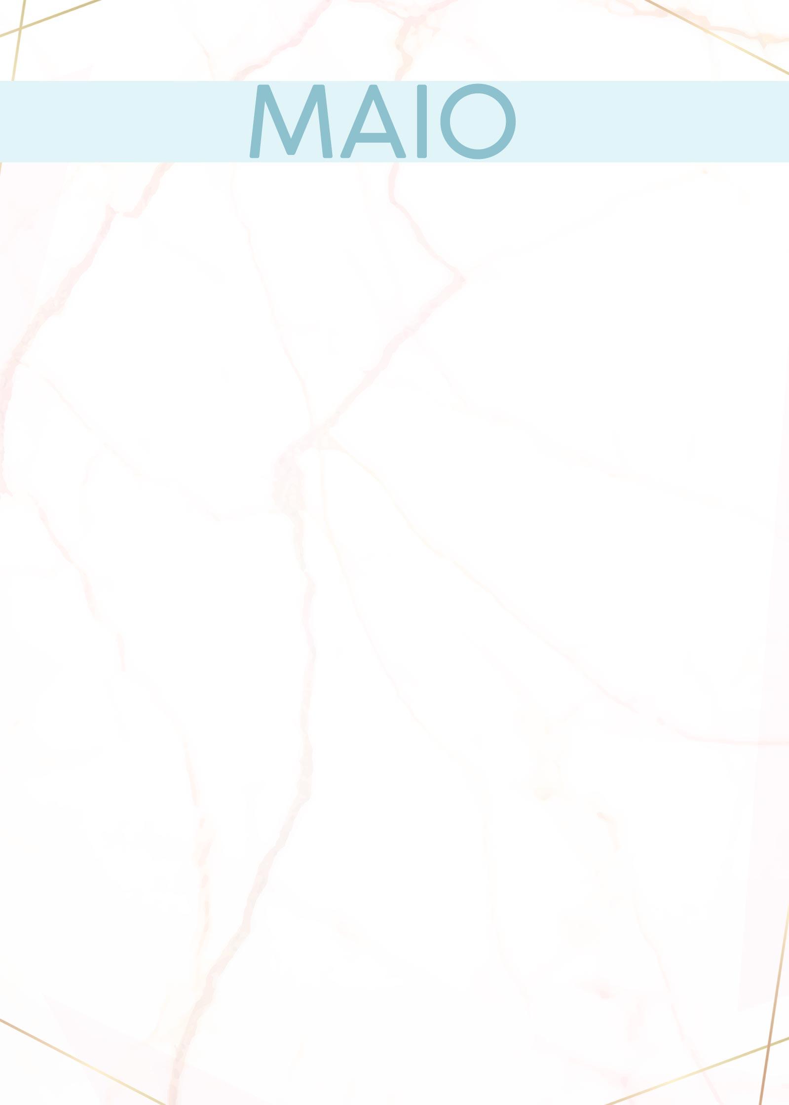 Planner Marmore capa maio