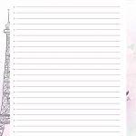 Planner Paris metas do ano