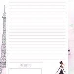 Planner Paris planner diario