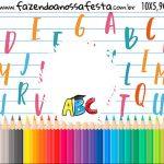 Rotulo Squeezer Kit Festa Formatura ABC