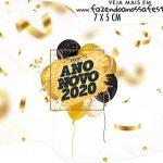Topper Bandeirinha Kit Festa Ano Novo 2020