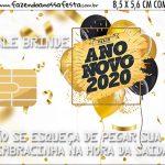 Vale Brinde Kit Festa Ano Novo 2020