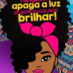 capa Planner Mulher Afro