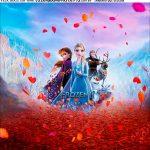 Adesivo Frozen 2