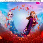 Adesivo Marmitinha Personalizada Kit Festa Frozen 2