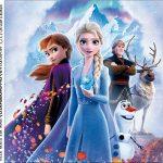 Caixinha Acrilico Frozen 2