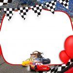 Convite Festa Carros 3