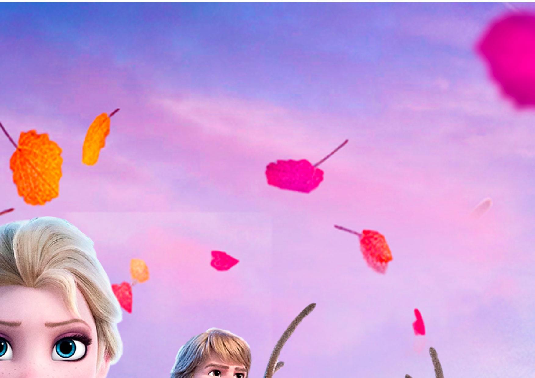 Painel Festa Frozen 2 3