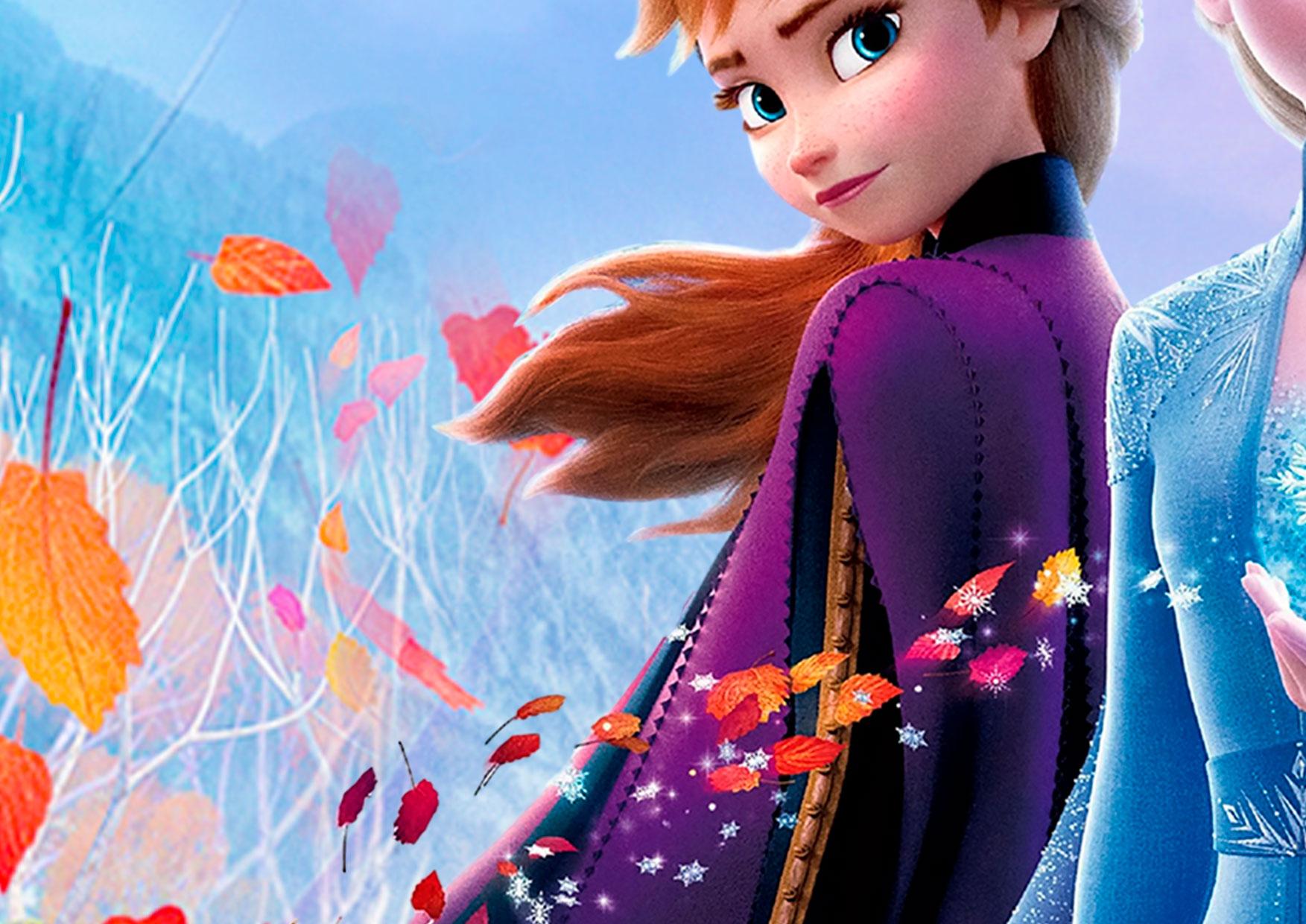 Painel Festa Frozen 2 6