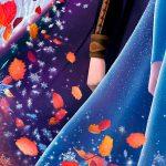 Painel Redondo Frozen 2 10