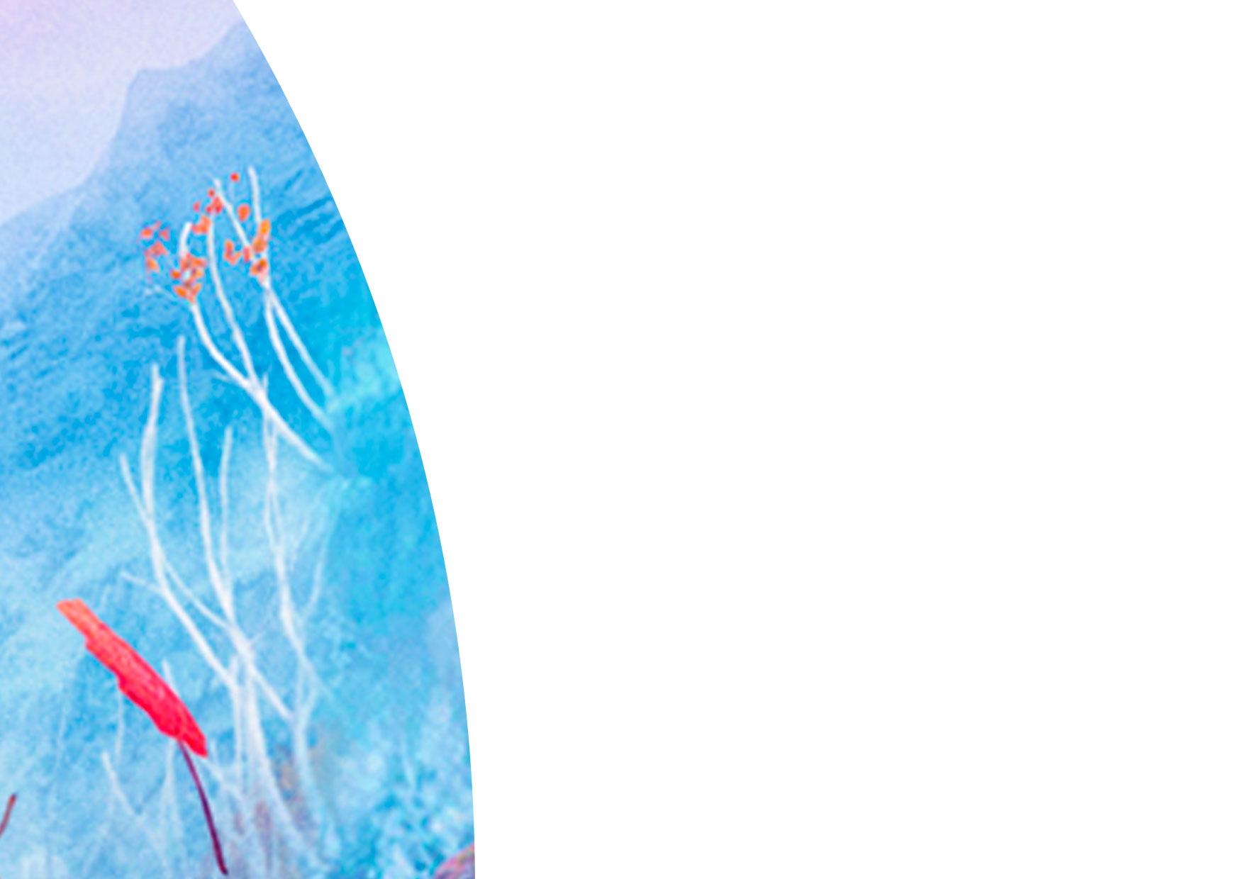 Painel Redondo Frozen 2 8