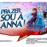Plaquinhas Festa Frozen 2 4
