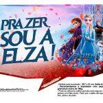 Plaquinhas Festa Frozen 2 5