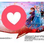 Plaquinhas Frozen 2 28