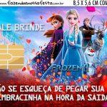 Vale Brinde Kit Festa Frozen 2