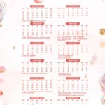 Calendario 2022 Raposinha