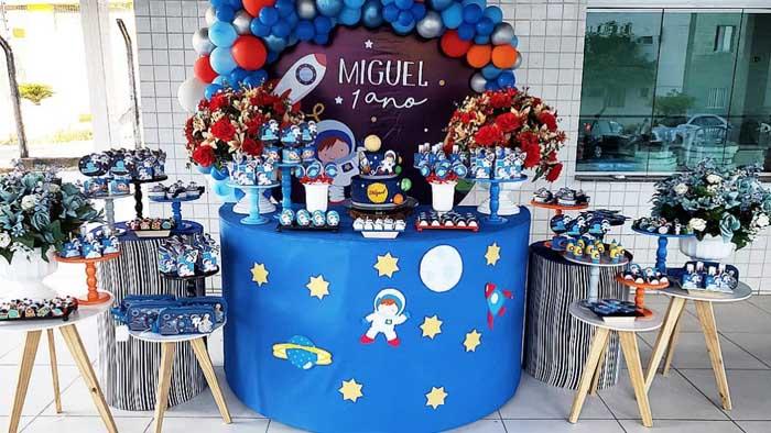 39 Inspiracao Festa Astronauta