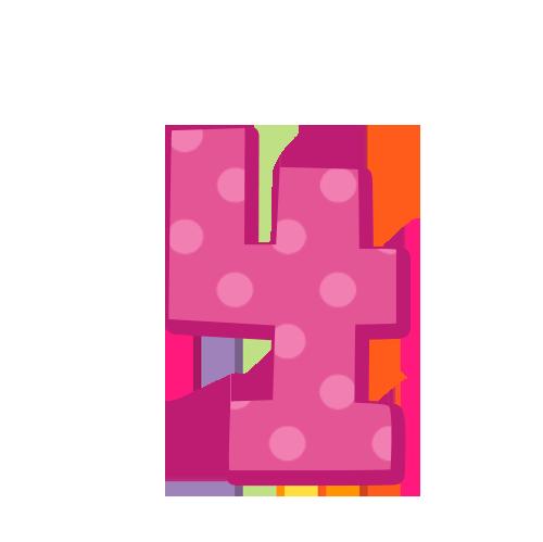4 Alfabeto Mundo Bita Rosa