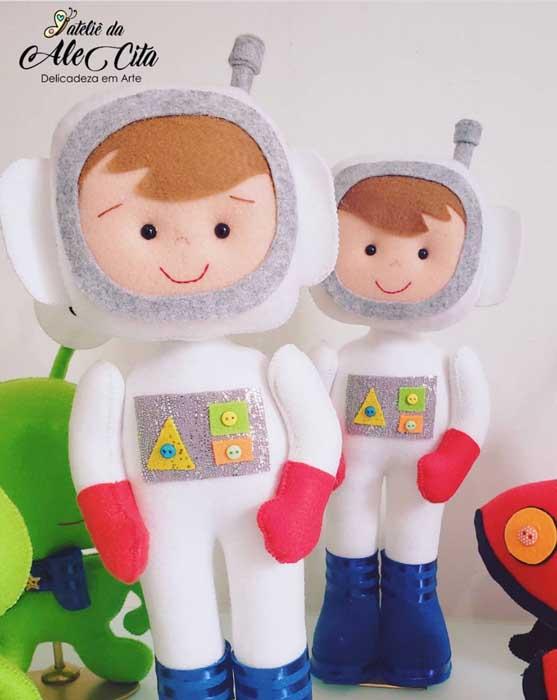 4 Festa Astronauta 40 Ideias