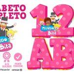 Alfabeto Mundo Bita Rosa gratis