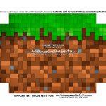 Berco Caixa Controle de chocolate Minecraft