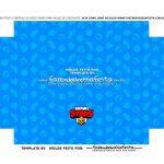 Berco Caixa Joystick Pascoa Brawl Star