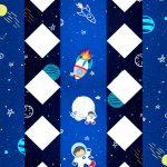 Caixa Bala Astronauta