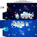 Caixa Baton Astronauta