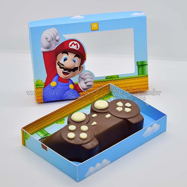 Caixa Montada Super Mario