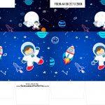 Caixinha Milk Astronauta