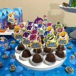 Festa Baby Shark da leitora Elida Souza 2