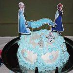 Festa Frozen feita pela leitora Debora 2