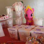 Festa Unicornio feita pela leitora Debora 32