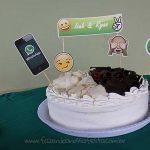Festa Whatsapp da leitora Debora 32