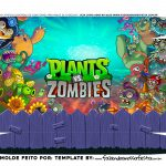 Fundo Caixa Joystick Plants